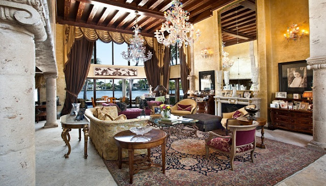 Venetian Interior Design and Architecture
