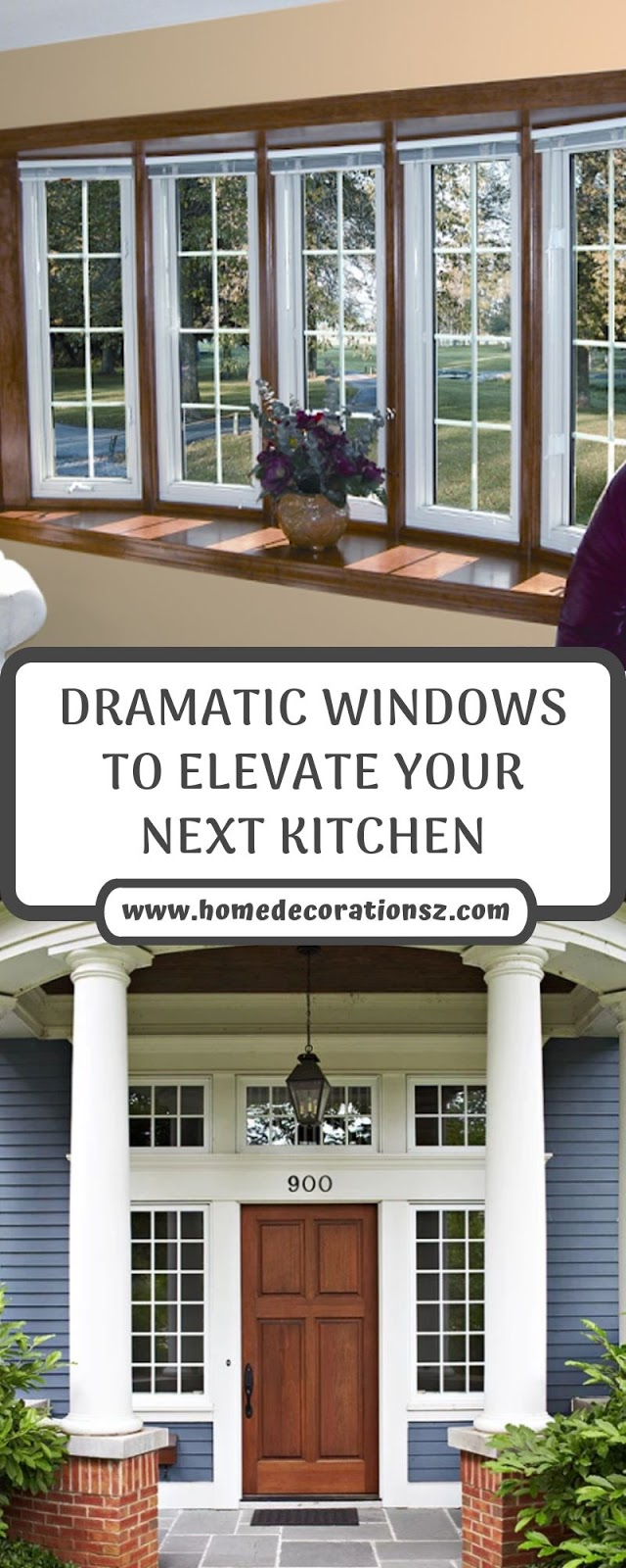 DRAMATIC WINDOWS TO ELEVATE YOUR NEXT KITCHEN