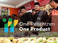 Bangun Kemandirian Pesantren dengan One Pesantren One Product