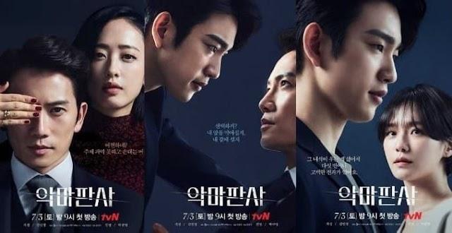Drama Korea The Devil Judge Subtitle Indonesia
