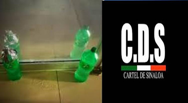 SEÑALAN AL CÁRTEL DE SINALOA DETRÁS DE META LÍQUIDA QUE MATÓ A CONSUMIDOR EN BAJA CALIFORNIA