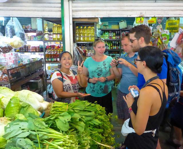 Thai Cooking Class and Organic Garden Farm.