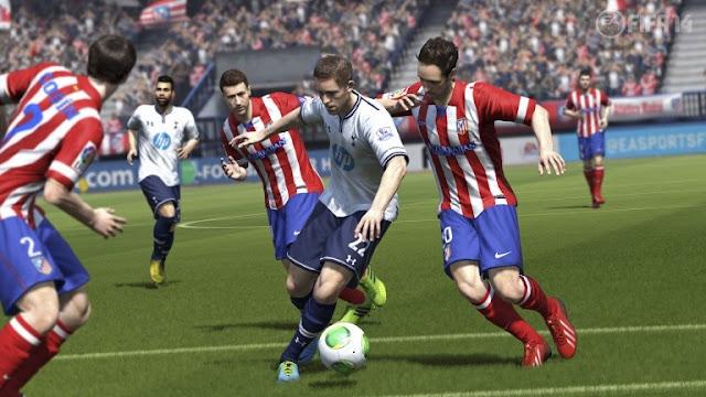 لعبة FIFA 14 تغادر رسميا قائمة ألعاب خدمة EA Access