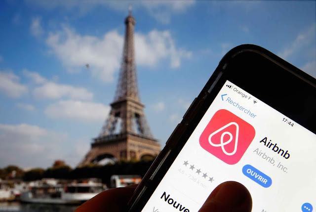 تطبيق إير بي إن بي airbnb لاستئجار المنازل