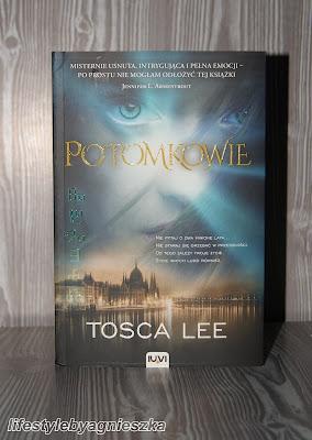 """Książkowa Sobota - """"Potomkowie"""" Tosca Lee"""