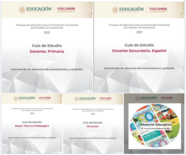 USICAMM - Promoción Horizontal - Guías De Estudio
