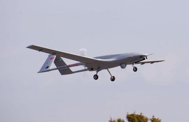 Τουρκικά drones «αλωνίζουν» στο Αιγαίο – Τι θα κάνει η Αθήνα