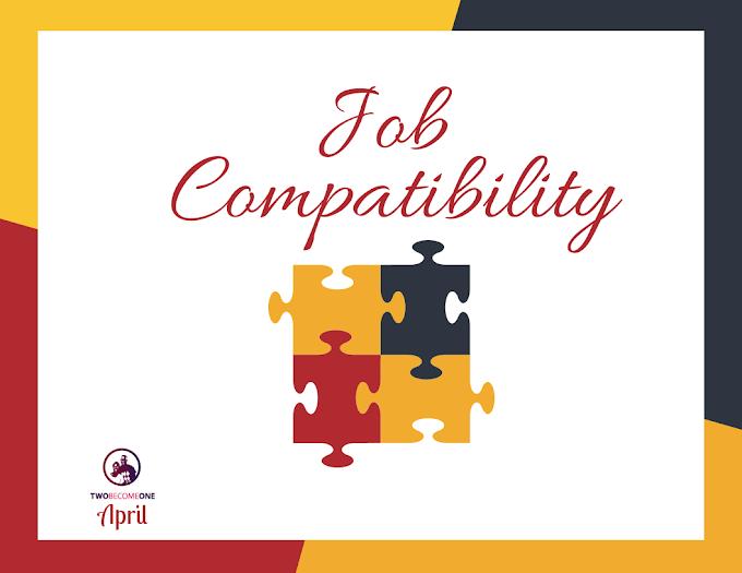 April: Job Compatibility
