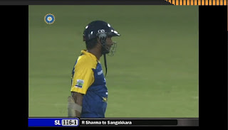 Kumar Sangakkara Fastest T20I Fifty Highlights