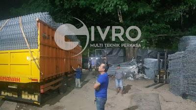 Jual Pagar BRC Jakarta