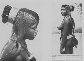 Africa kavango hairstyle