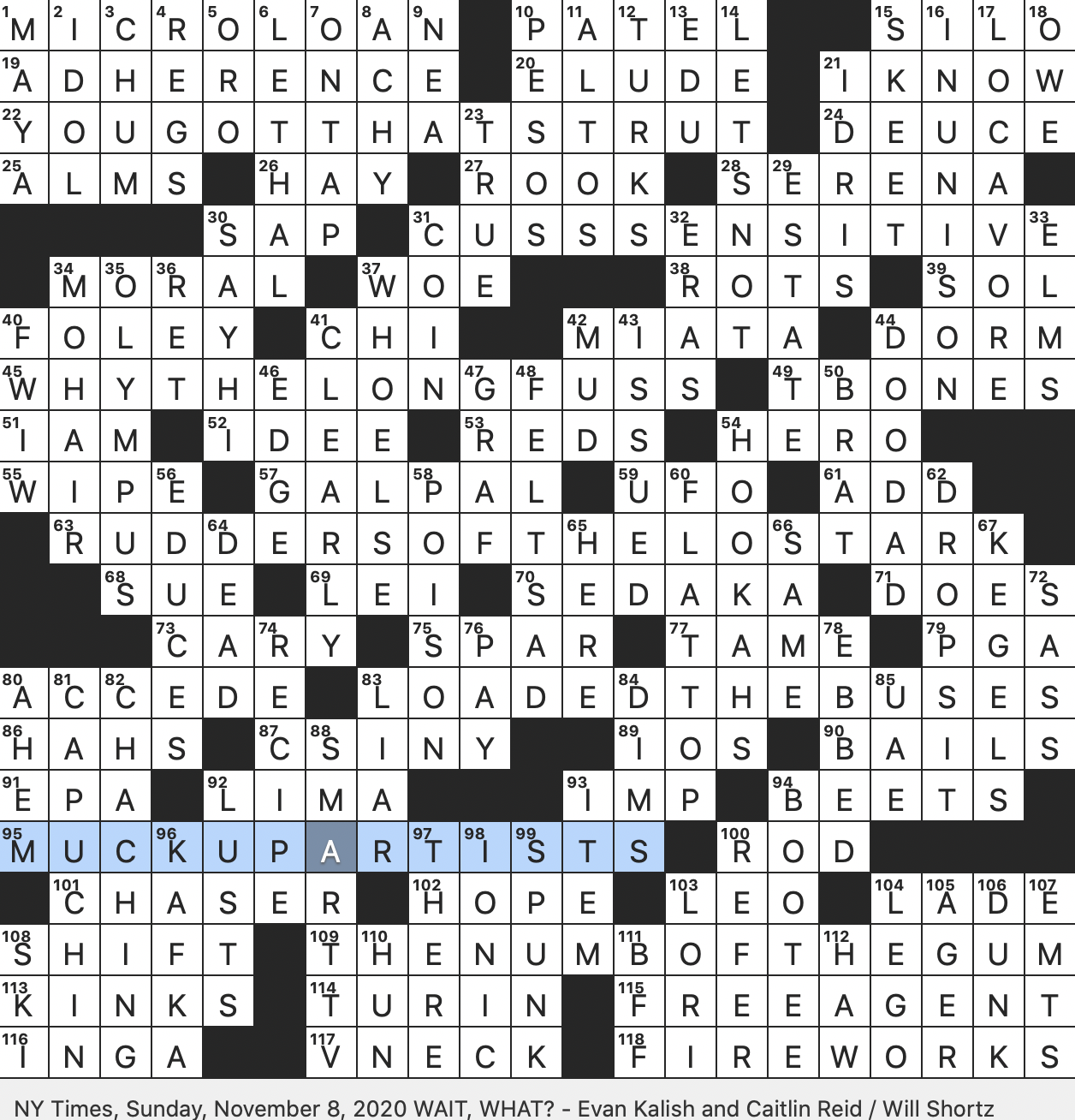Rex Parker Does The Nyt Crossword Puzzle Italian Automotive Hub Sun 11 8 20 Word Capital Established In 1535 Marauder Of Old Farm To Table Consumer Starting Piece On A1 Or H8 Say