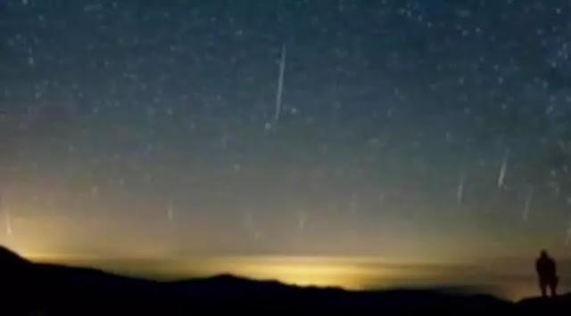 Cara Terbaik Untuk Menyaksikan Hujan meteor Perseid