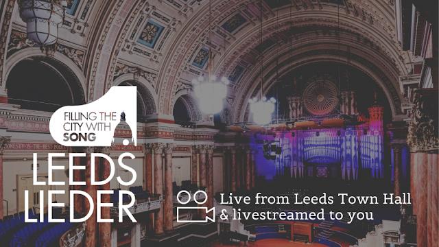 Leeds Lieder's Spring recital series