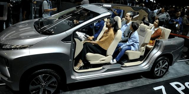 Review Mobil Keluarga 7 Penumpang Mitsubishi Xpander