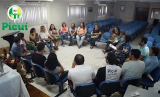 Prefeitura de Picuí realiza reunião de planejamento para emancipação política 2017