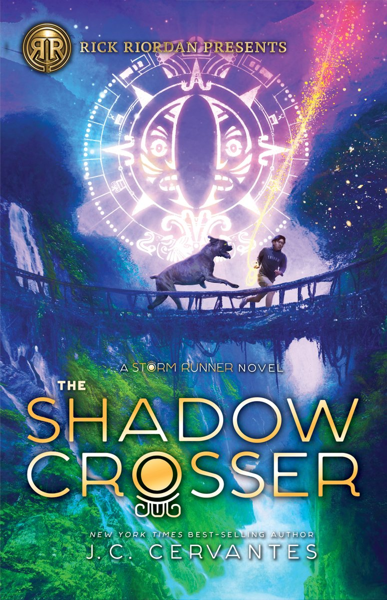 The Shadow Crosser by J. C. Cervantes