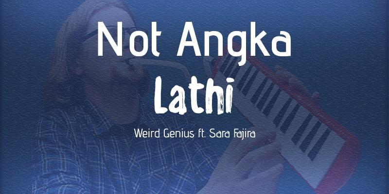not lagu jawa lathi weird genius