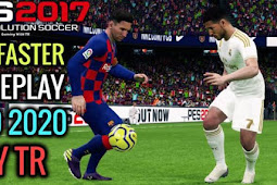 New Faster Gameplay Mod 2020 For - PES 2017