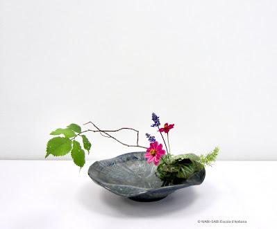 Ikebana-suikei-freestyle-wabisabi-escoladikebana