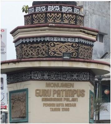 Kota Medan Terkini Sejarah Terputus, Maafkan Kami Guru Patimpus!