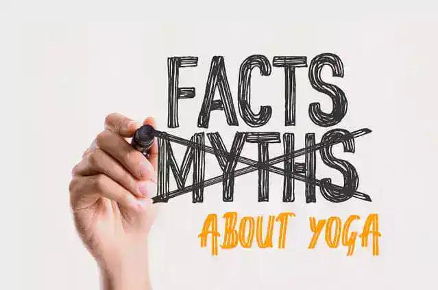 5 common Yoga Myths- Stop buying into those Yoga Myths -MergeZone