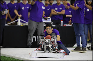 First Robotics in University of Waterloo