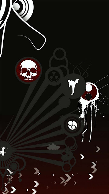 15 Skull, Cap, Kerchief, Logo, Inst HD Wallpapers 4K for iPhone and Android