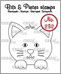 clearstempel kat, clearstamp cat