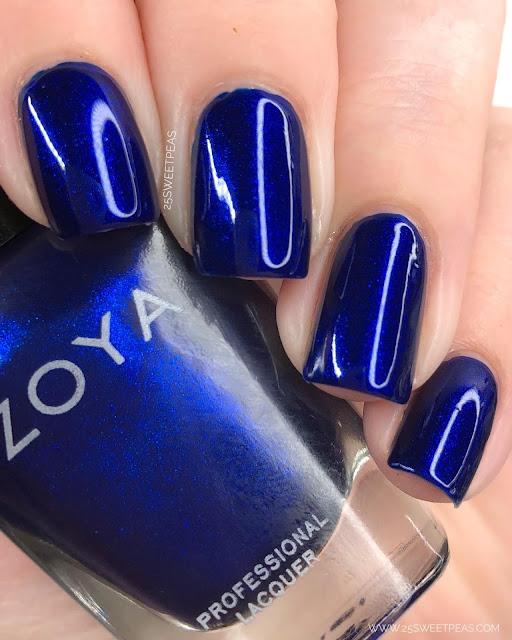 Zoya Jen - 25 Sweetpeas