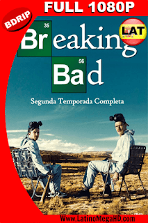 Breaking Bad Temporada 2 (2009) Latino Full HD BDRIP 1080P - 2008–2013
