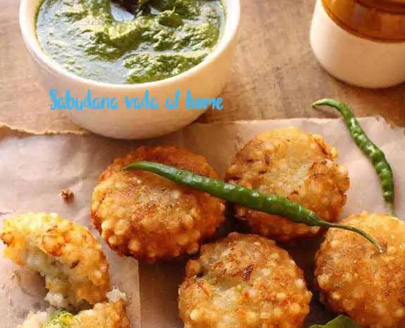 2 easiest ways to make sabudana vada at home