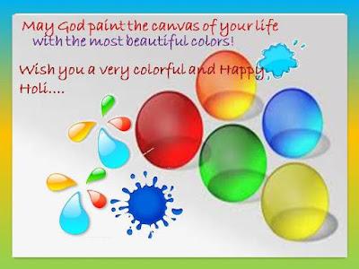 Happy Holi Ecards
