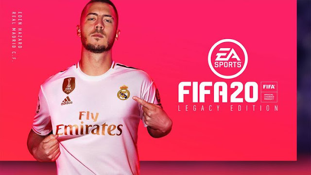 Video Game EA Sports FIFA 20
