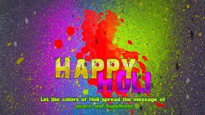 Happy Holi Wallpapers for Download