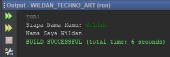 WildanTechnoArt-Scanner Example
