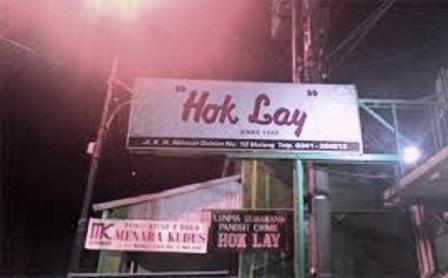 Depot Hok Lay kota malang