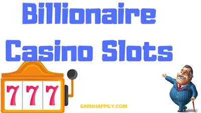 billioniare casino free spins