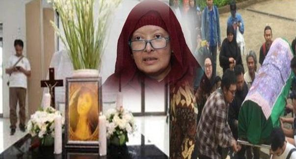 Ibu mahu mayat Yana Zein dikebumikan cara kristian Ayah pula mahu jenazah Yana Zein dikebumikan cara islam akhirnya ini yang berlaku