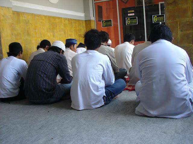 doa mendatangkan santri