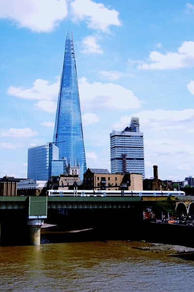 London Bridge Tower-Londra-Renzo Piano-The Shard-scheggia di vetro