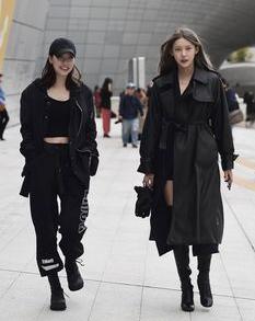 Street style korea
