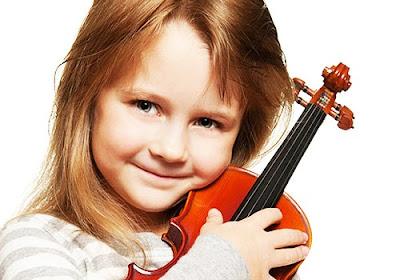 Lợi ích khi bé học đàn Violin