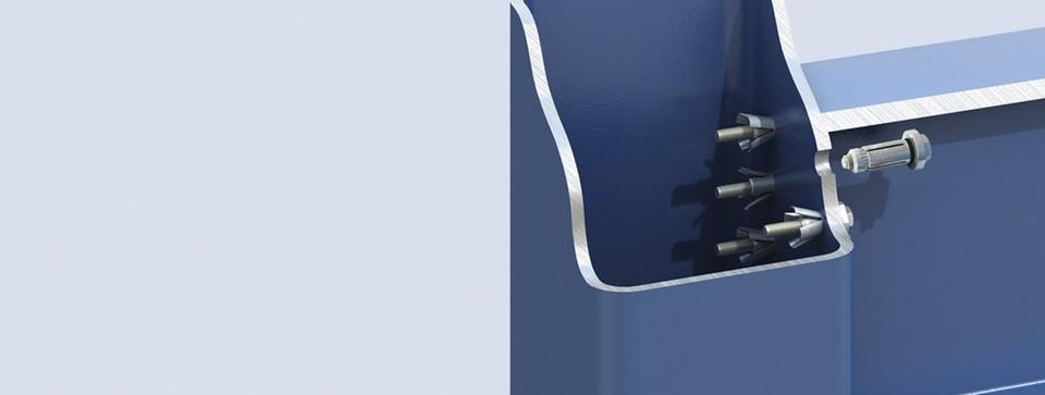 lindapter hollo-bolt