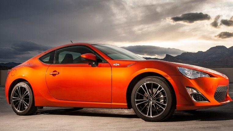 2019 Scion FR-S Sedan Widescreen Images - ColorCars