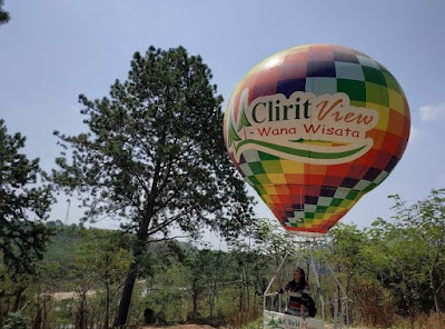 Wisata Tegal Clirit View Kalibakung Dengan Keindahanya