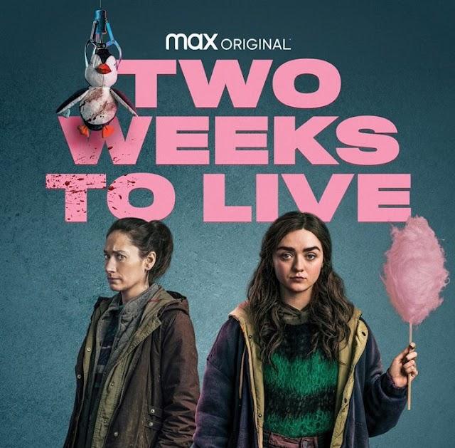 Two Weeks to Live, crítica de la serie de Maisie Williams en HBO