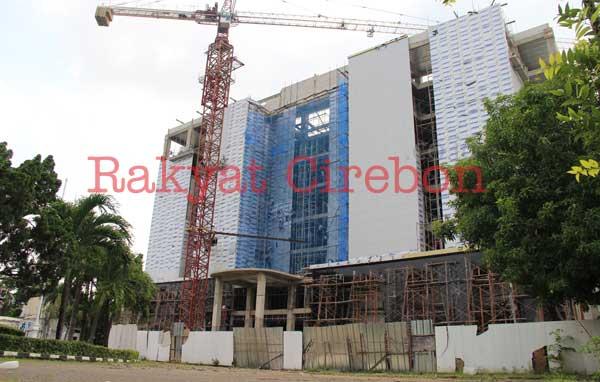 permohonan kontraktor proyek gedung setda disetujui