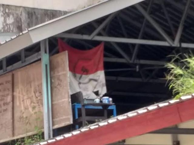 Heboh Bendera Merah Putih Dicoret Lambang PKI, Ini Kata Pengamat Intelijen