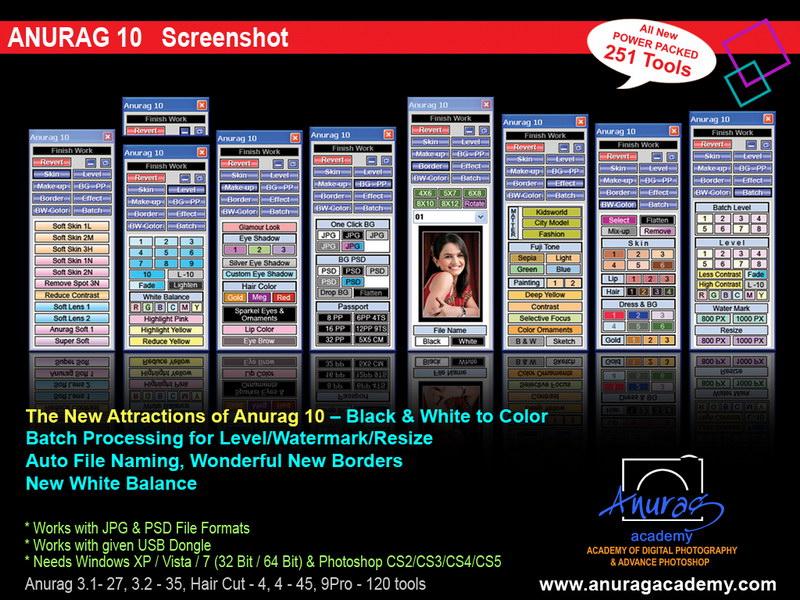 Software 4 Studio: Anurag 10 Full